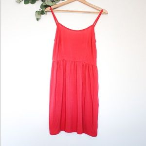 Mossimo Pink Strap Dress!